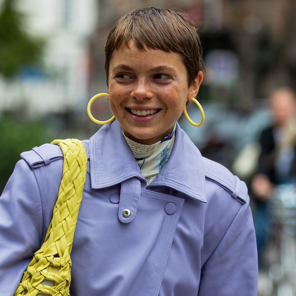 El corte de pelo pixie también se cuela entre los nuevos cambios de look de las danesas.