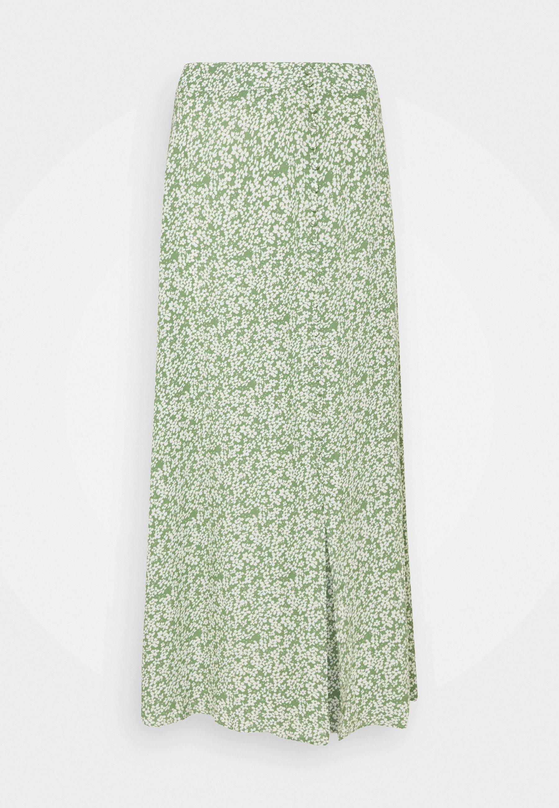 Falda midi Onladavie ivy (24,59 euros)