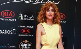 Marta Hazas presume de un impecable corte de pelo bob para pelo...