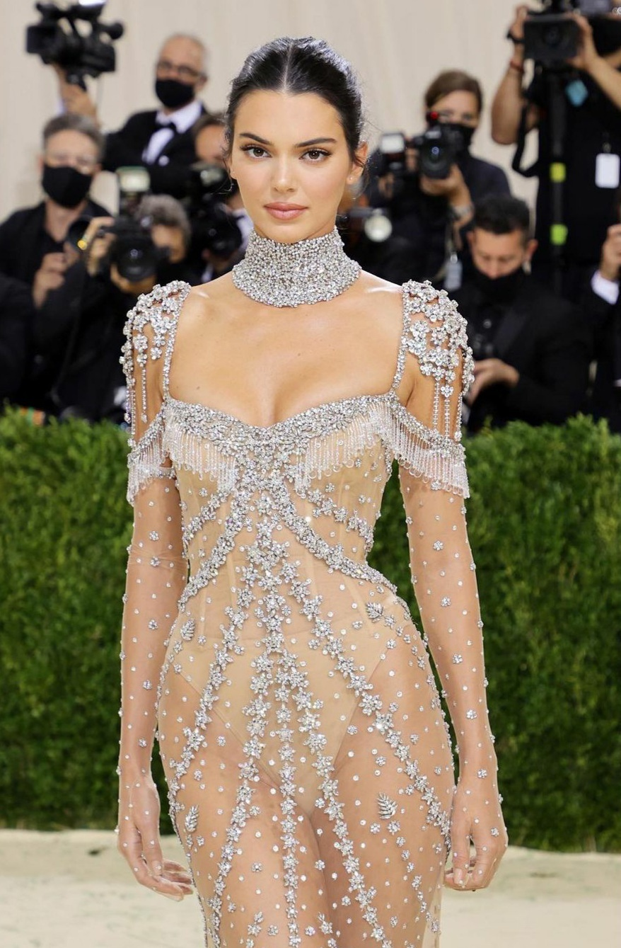 Kendall Jenner's look demanded