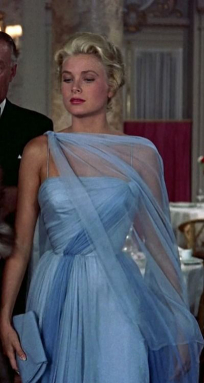 But in Billie Eilish's dress too