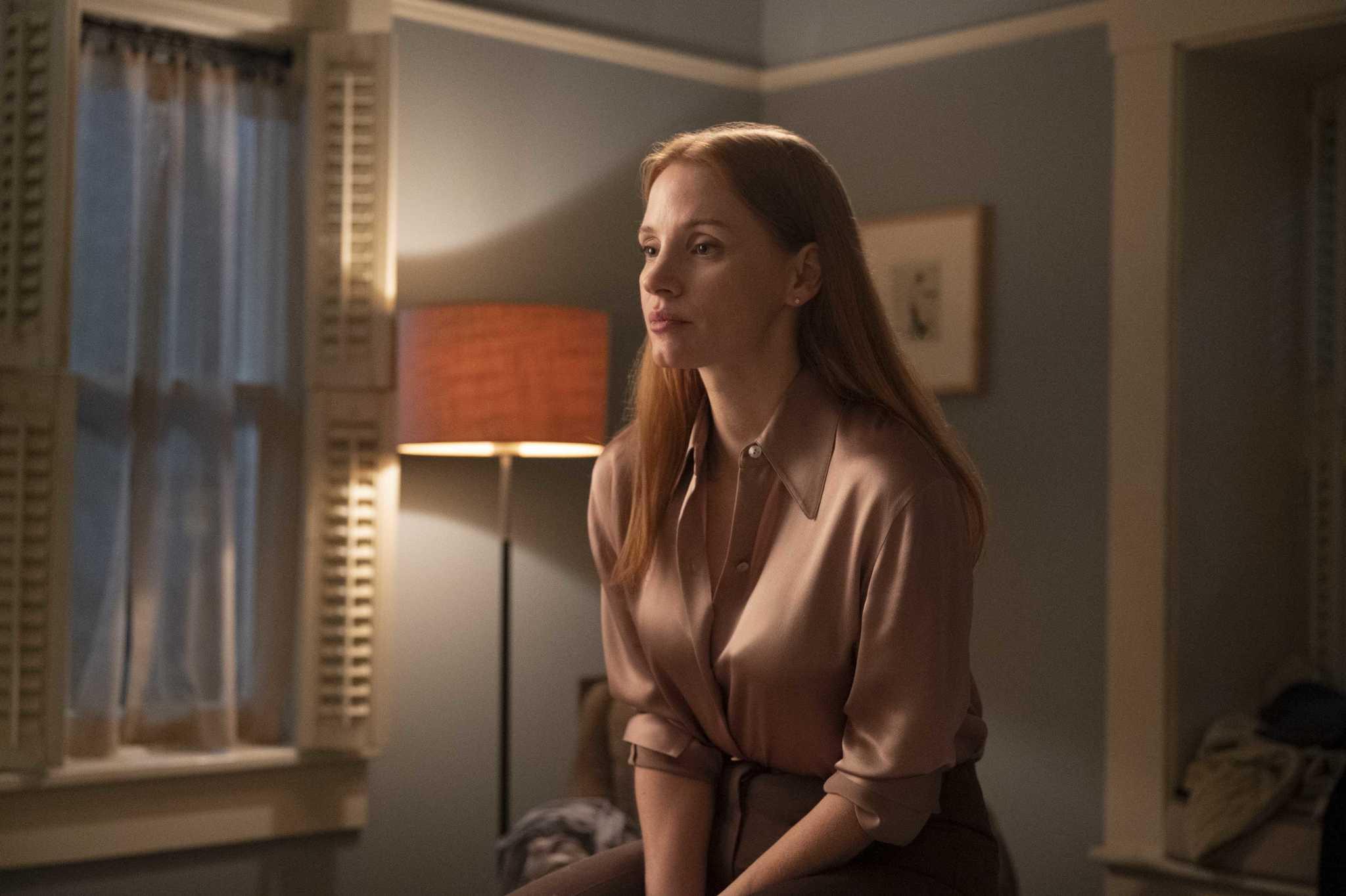 Jessica Chastain en Secretos de un matrimonio