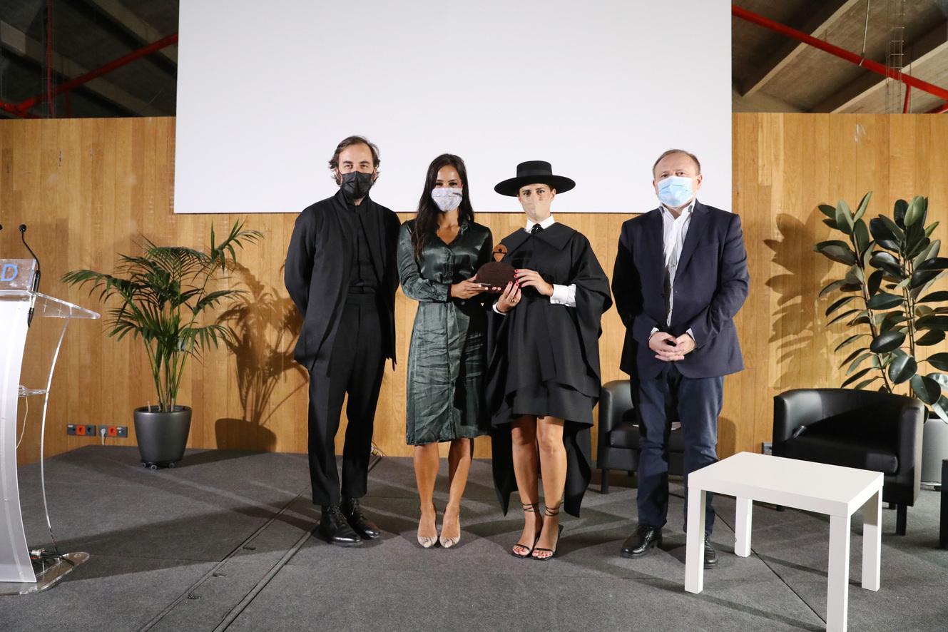 Entrega del premio Amadeos