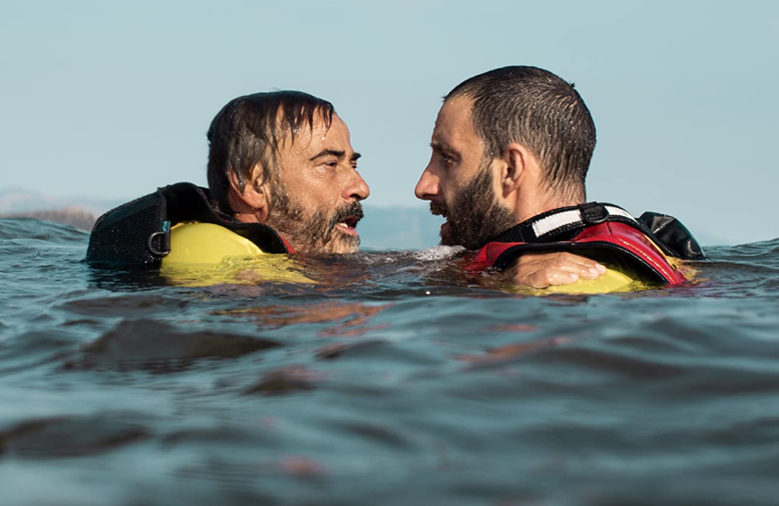 Dani Rovira y Eduard Fernández en Mediterráneo