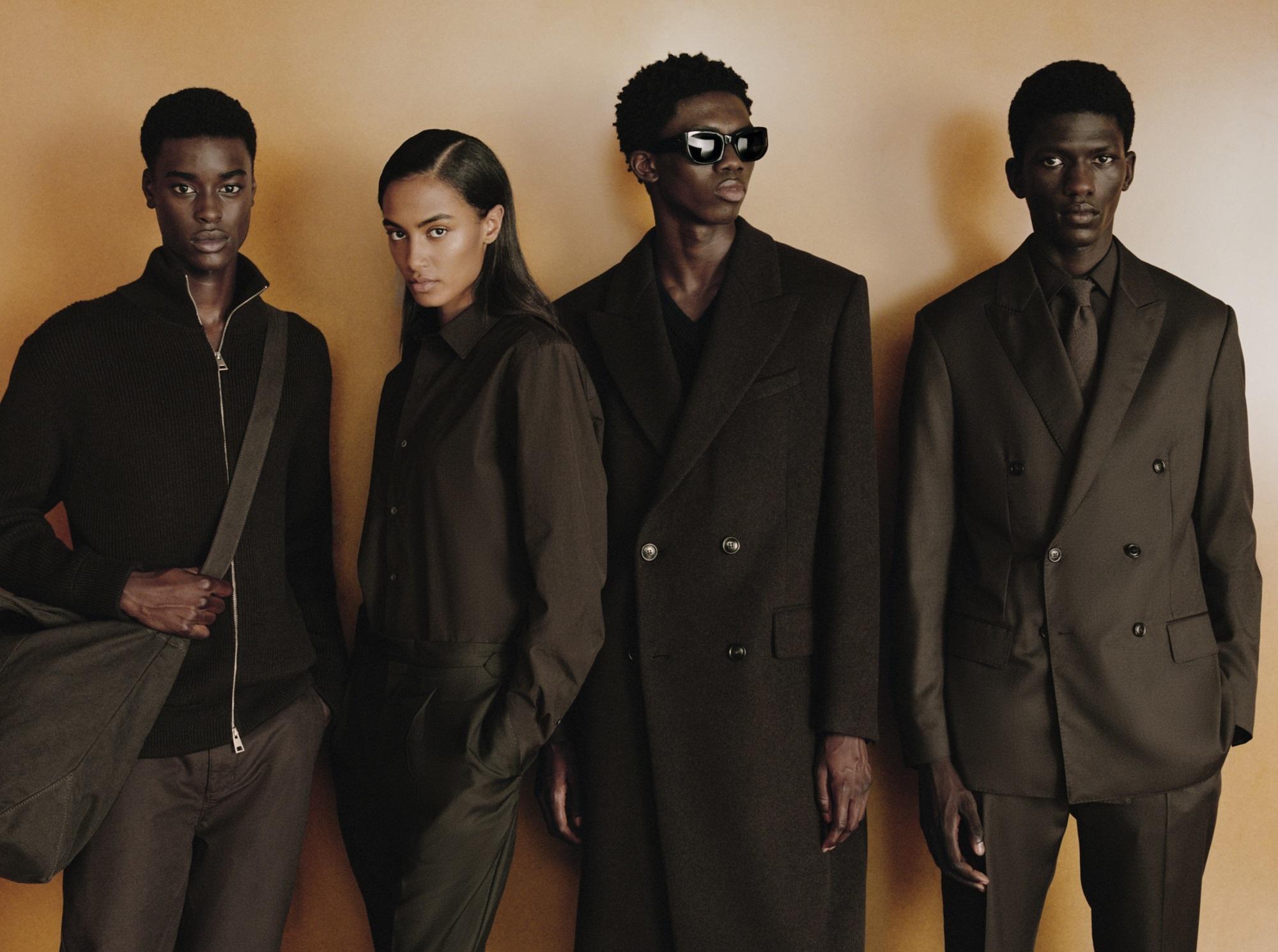 Zara Origins es una línea de piezas atemporales.