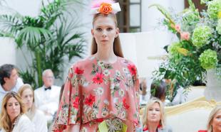 Los mejores looks de los desfiles de Madrid Fashion Week...