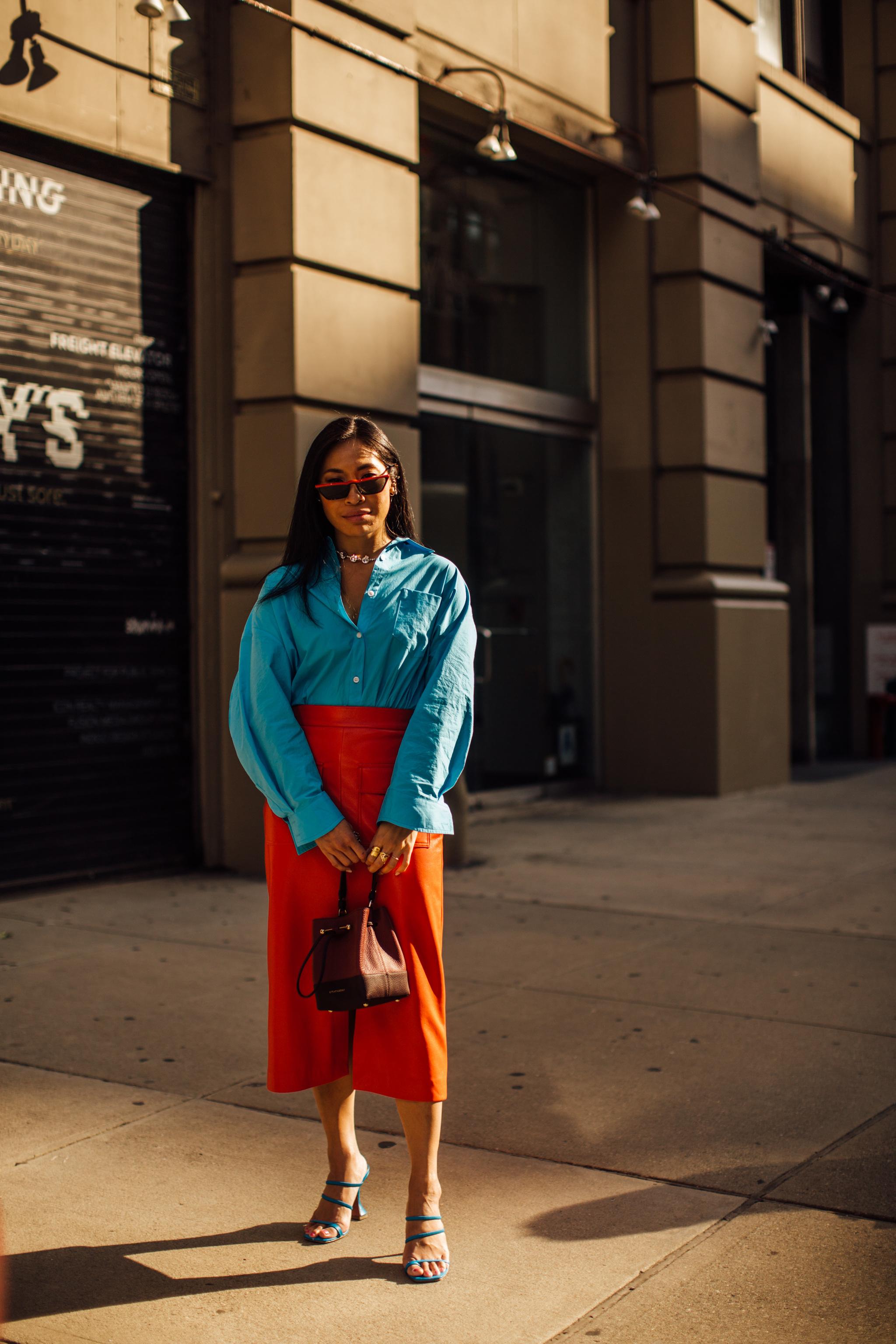 Invitada a la New York Fashion Week