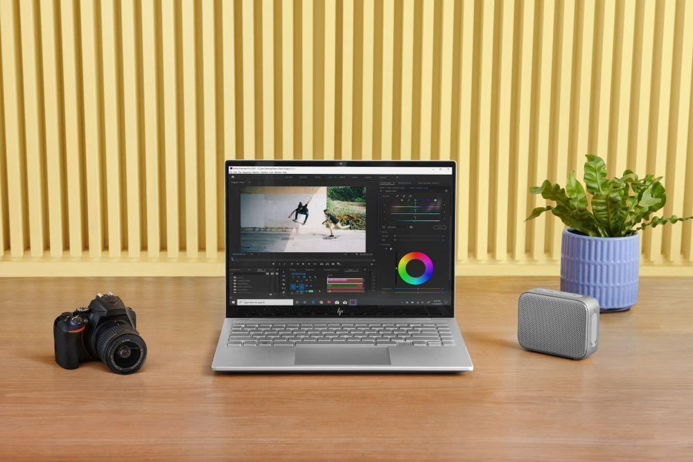 HP ENVY 14, el portátil en el que hacer realidad tus ideas desde cualquier lugar.