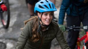 El regreso de Kate Mddleton