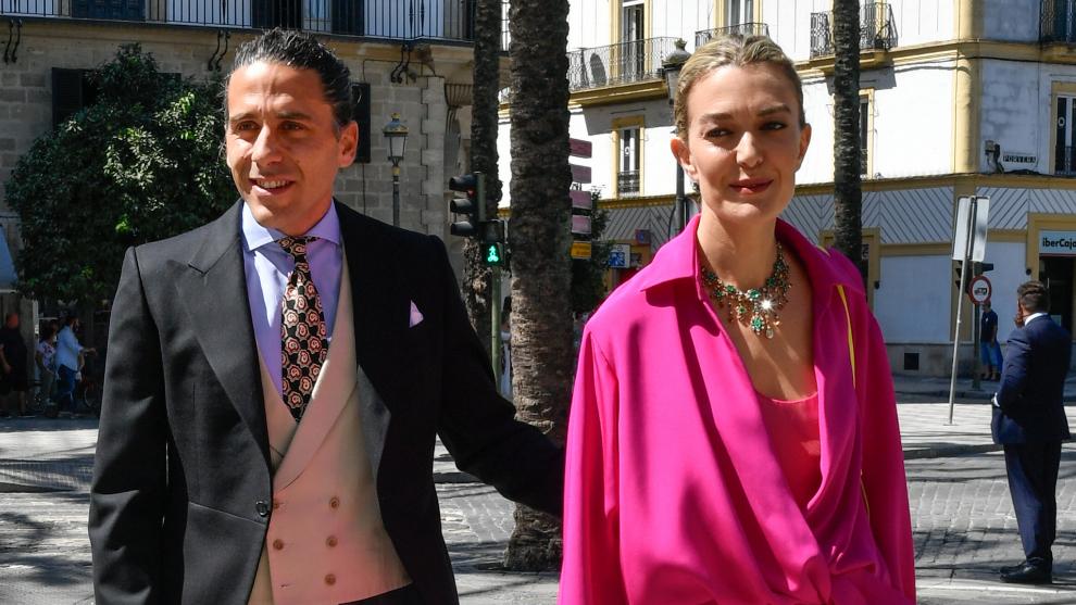 El look de invitada más viral de Marta Ortega.