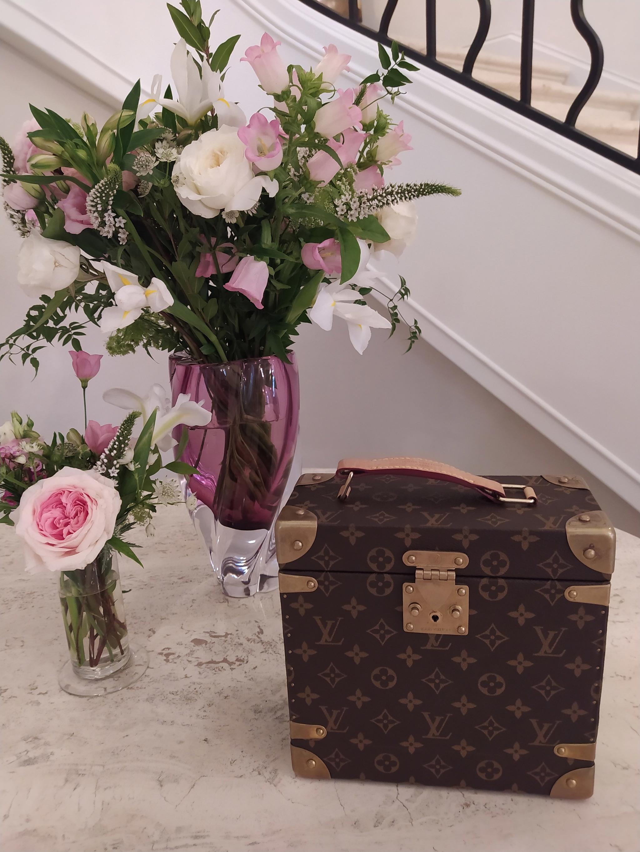 Las rosas de Grasse están presentes en muchas de las fragancias de Louis Vuitton que son únicas.