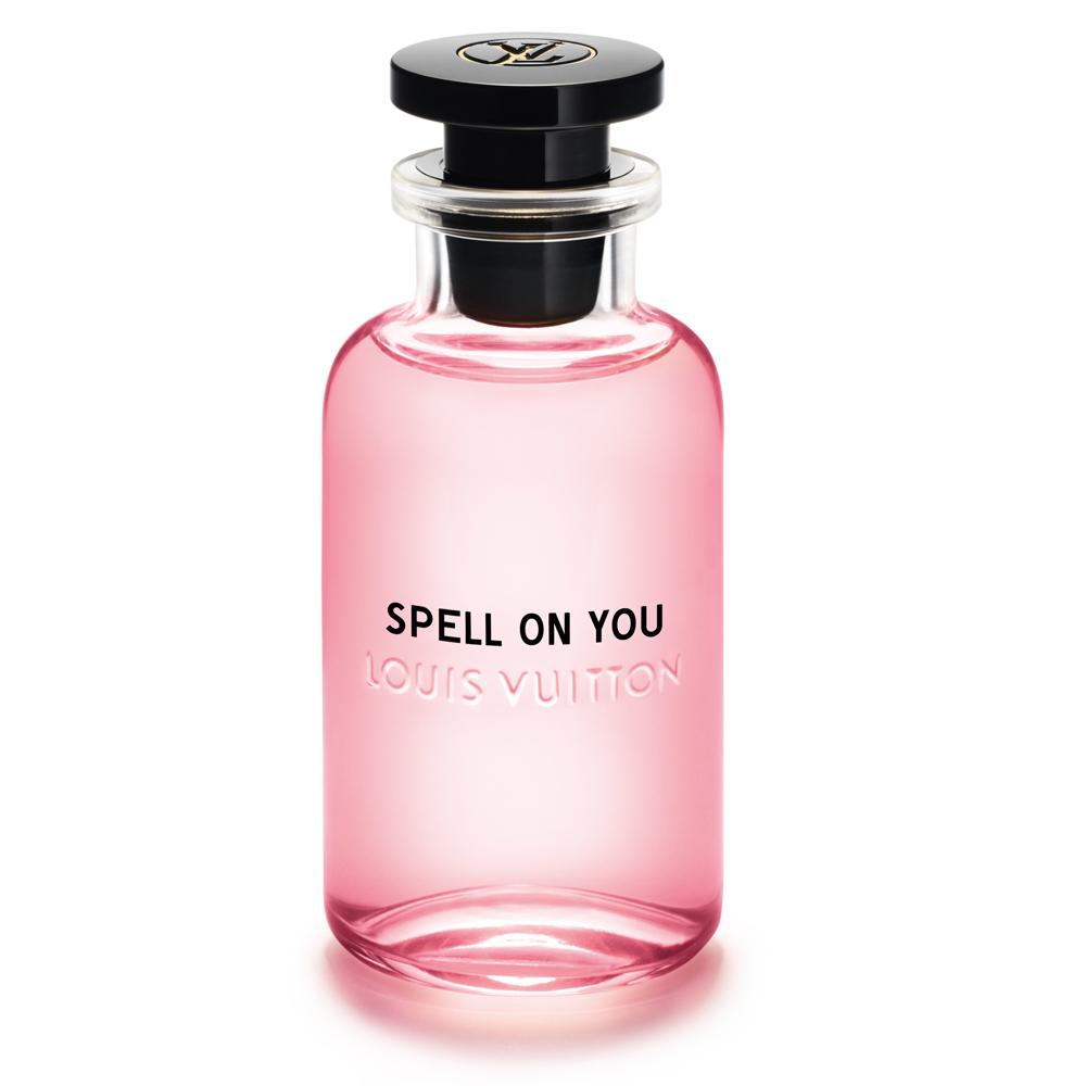 El nuevo perfume Spell on you de Louis Vuitton que no dejarás de llevar este otoño.
