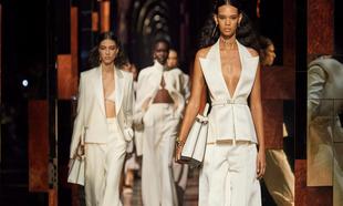 Los mejores looks de los desfiles de Milán Fashion Week...