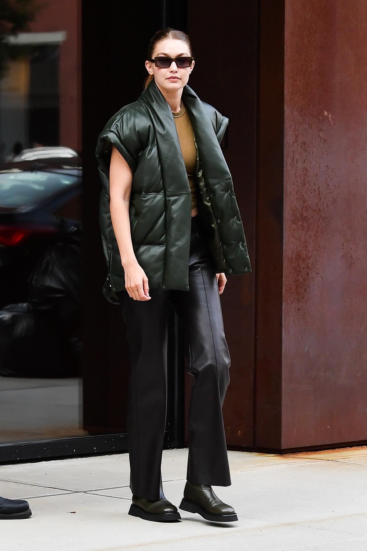 Gigi Hadid en Nueva York