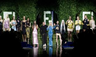 Versace y Fendi han colaborado en una colección exclusiva.