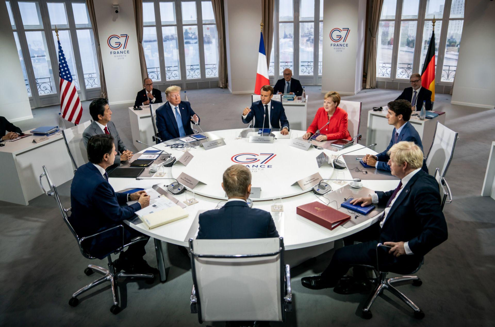 Negociaciones al máximo nivel