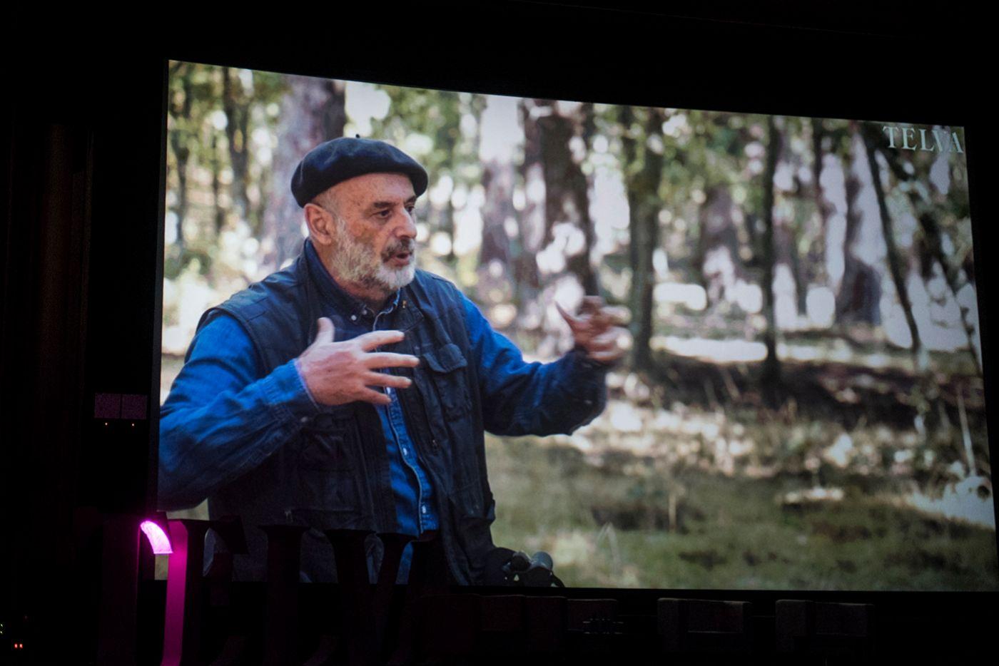 El escritor Carlos de Hita explica los beneficios de escuchar a la naturaleza.