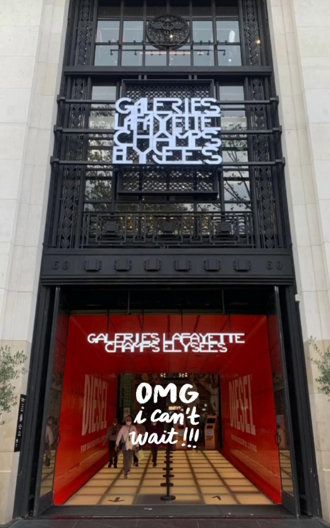 El calzado artesano de mint&rose es desde este otoño una de las apuestas fuertes del icónico centro comercial francés Galerie Lafayette.
