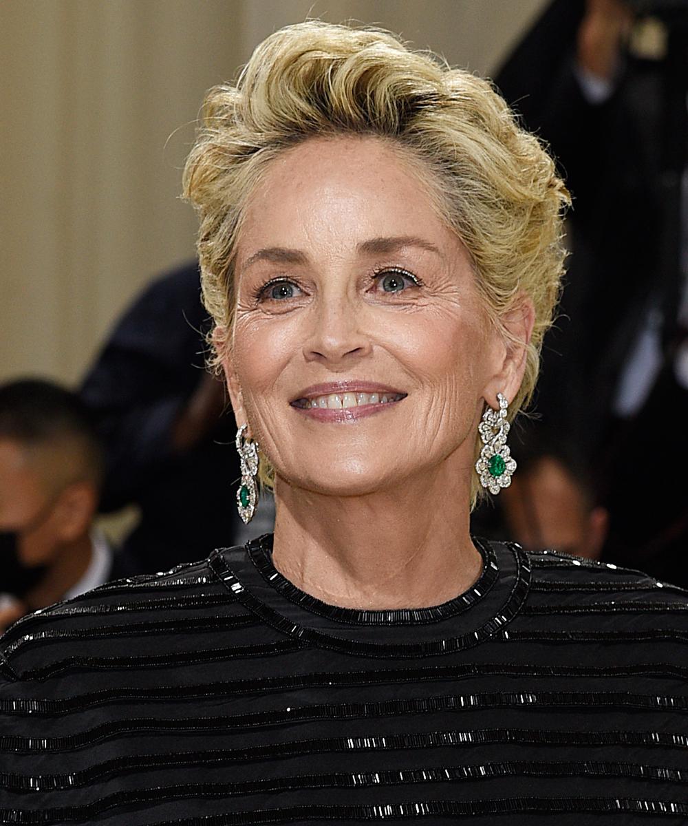 El pixie de Sharon Stone es el ejemplo de todas las variaciones y posibilidades de este corte de pelo.