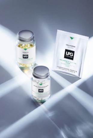 Nutricosméticos antiedad de LPG ®