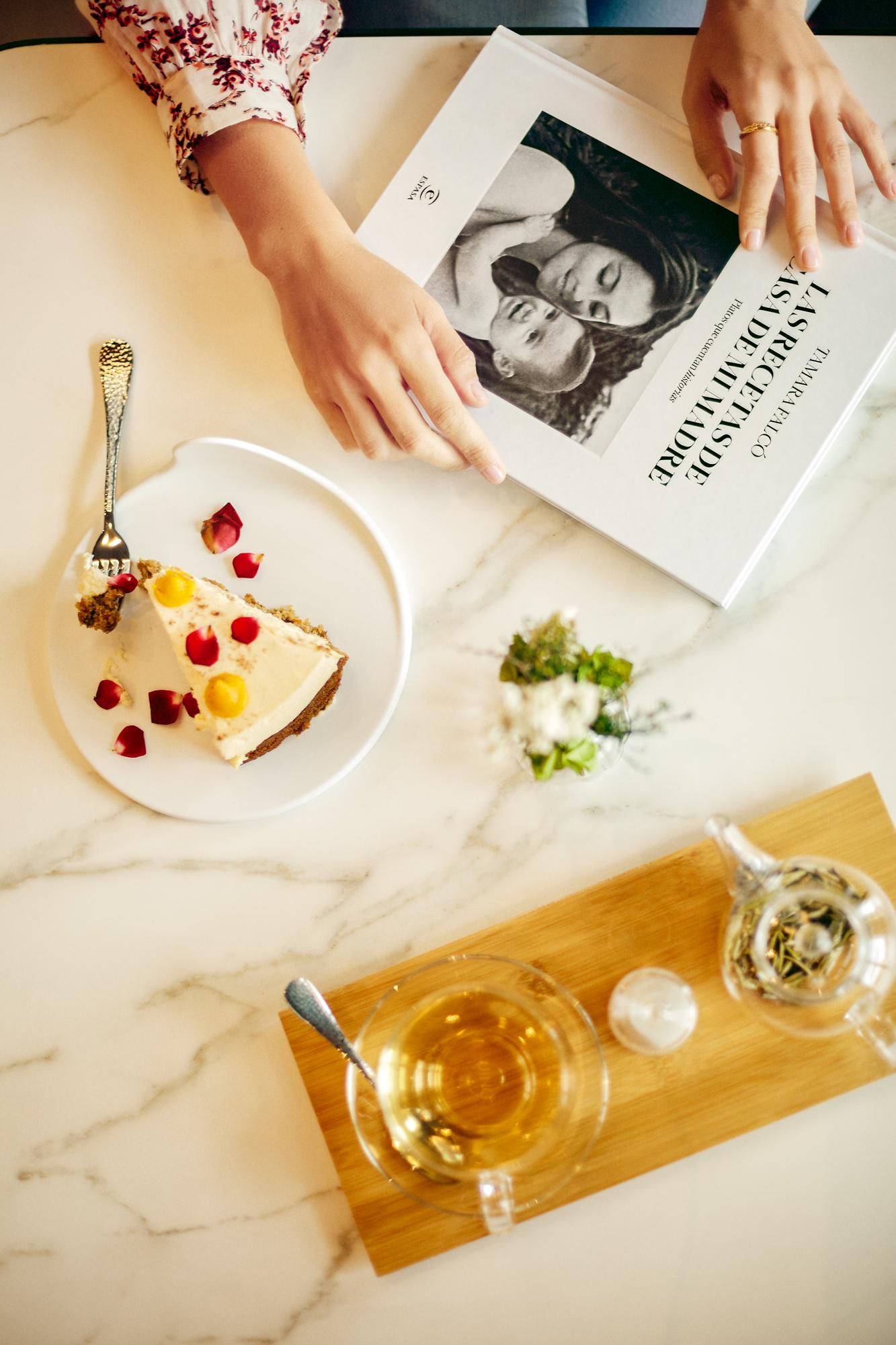 En su libro, cada receta tiene una historia de familia tras de sí.