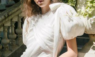 Castellar Granados, la diseñadora de vestidos de novia de las que...