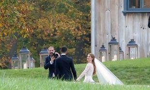 La boda de Jennifer Gates