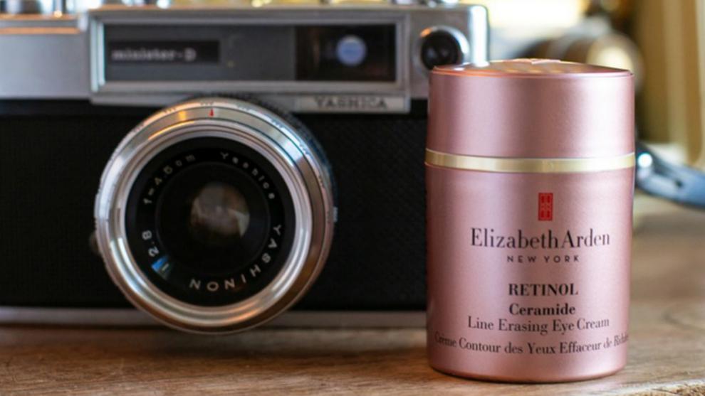 Retinol Ceramide Line Erasing Eye Cream, la nueva crema para el...