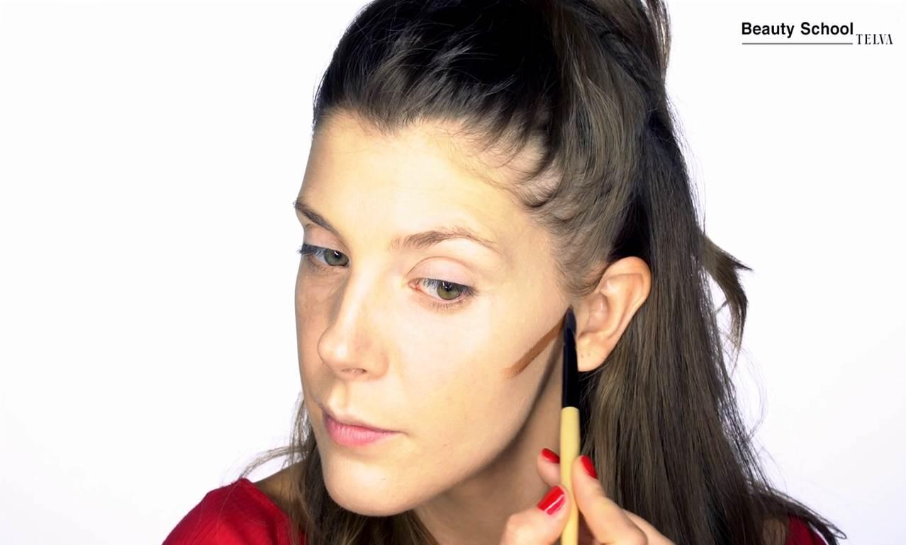 Contouring paso a paso | Tutorial en Beauty School