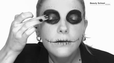 El maquillaje que necesitas en Halloween
