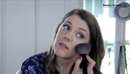 Errores de maquillaje: polvos y colorete