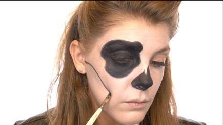 Maquillaje de novia cadáver