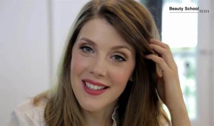 Maquillaje para una novia de verano