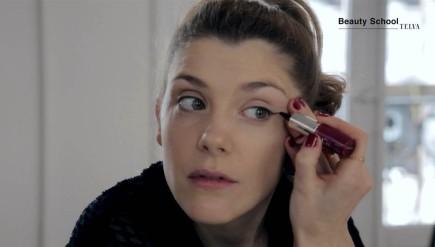 Maquillaje en cinco pasos