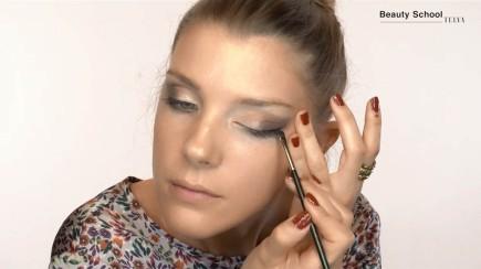 Maquillaje inspirado en María Pombo