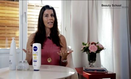 ¿Cómo aplicar la crema reafirmante?