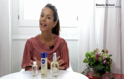 ¿Cómo se aplica el aceite corporal?