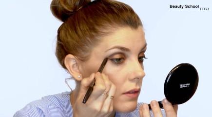 ¿Cómo hacer unos ojos ahumados con sombras en crema?