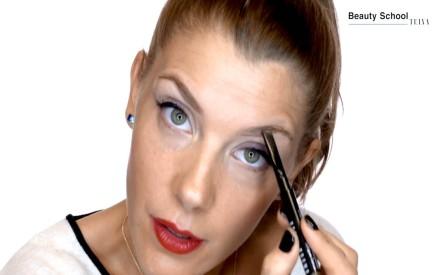 ¿Cómo maquillar las cejas de forma natural?