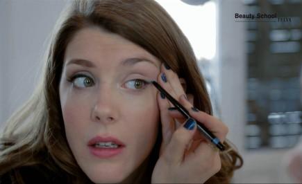Eyeliner denim