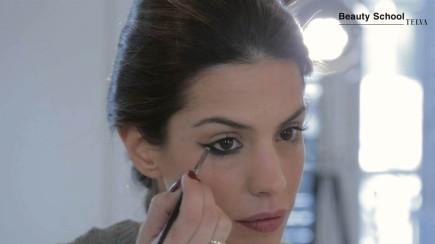 Maquillaje efecto hangover