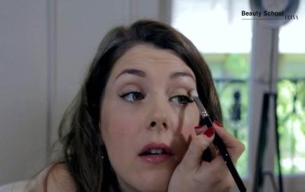Maquillaje inspirado en Blanca Suárez