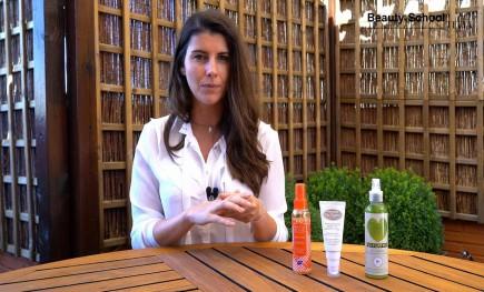¿Cómo proteger el pelo del sol?
