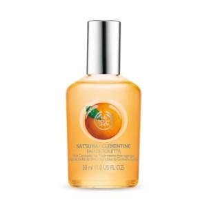 Agua de colonia de mandarina