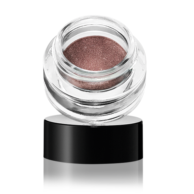 Luminous cream eye shadow