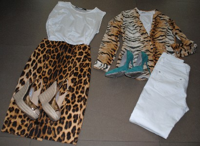 Look animal print de Ana Antic