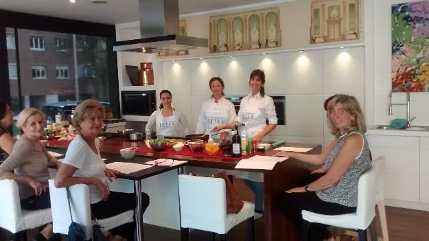 Cinco Tenedores Abrimos La Escuela De Cocina Telva En Barcelona