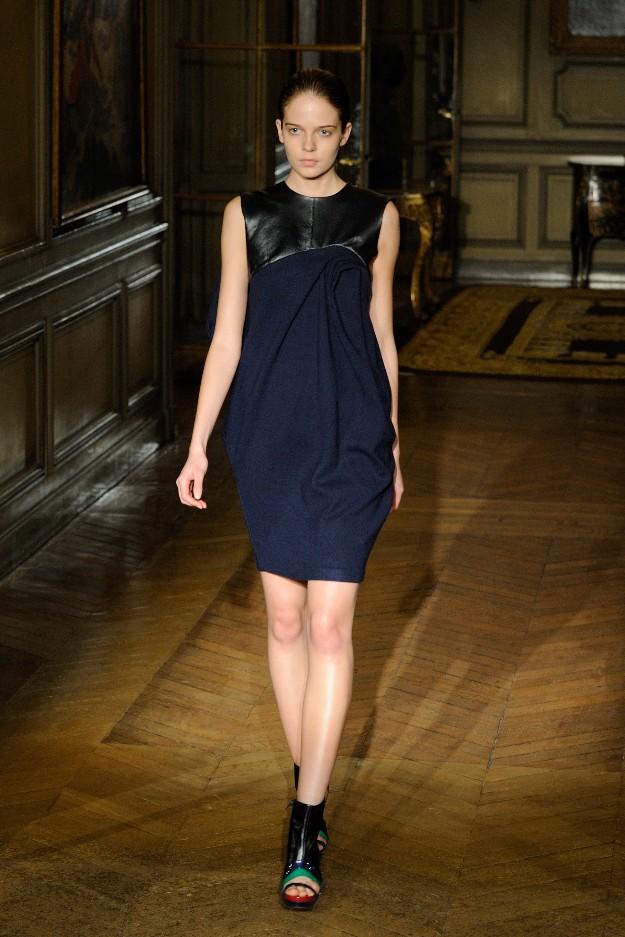 Amaya Arzuaga Otoño-Invierno 2012-2013 París Fashion Week