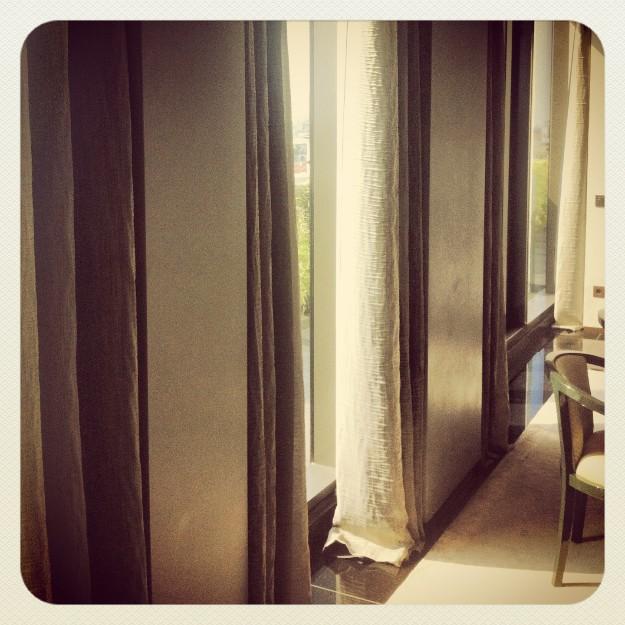 Visita al Hotel ARMANI