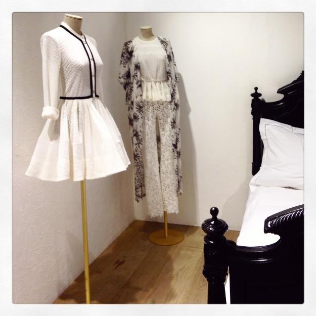 Vestidos de la marca francesa Maje
